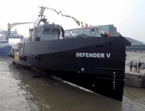 MV Defender V